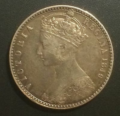 Great Britain Florin, Two Shillings, 1849