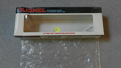 Lionel Jersey Central Tool Car #6-19653 Empty Box With Plastic Sleeve