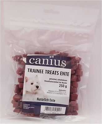 Canius Trainee Treats Ente 250g