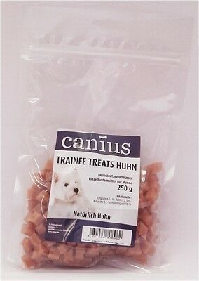 Canius Trainee Treats Huhn 250g