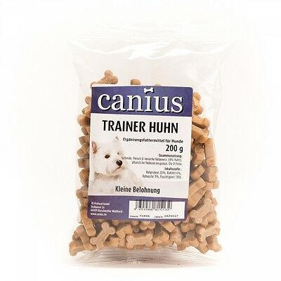 Canius Trainer Huhn 200g