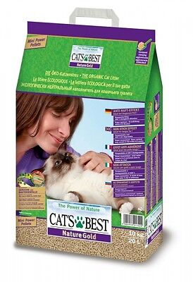 Cats Best Nature Gold 20ltr • EUR 21,99