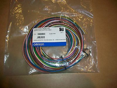 Omron STI Light Curtain Cable MS4800-PMCRX-05M  NEW IN BAG