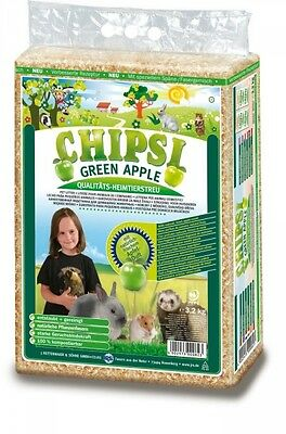 Chipsi Plus Green Apple 60ltr
