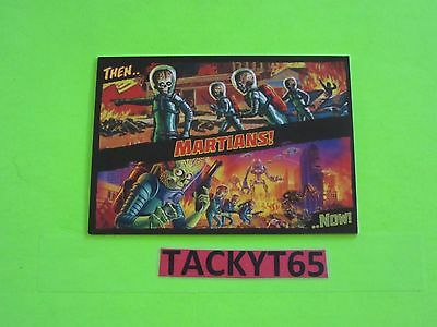 Mars Attacks Occupation Then And Now Single Card(S)