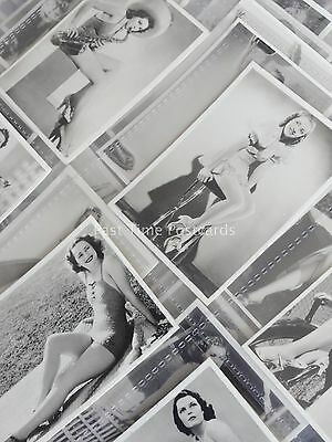 Full Set REAL PHOTOGRAPHS Series 2 GP2 Actresses LF44 Issued by Ardath Ltd 1939
