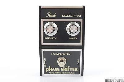 1970's PEARL F-601 Phase Shifter Effect Pedal #26695