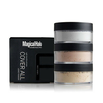 Hot Brand Oil Control Breathable 55g Bottle Luxury Loose Powder Base Makeup GT