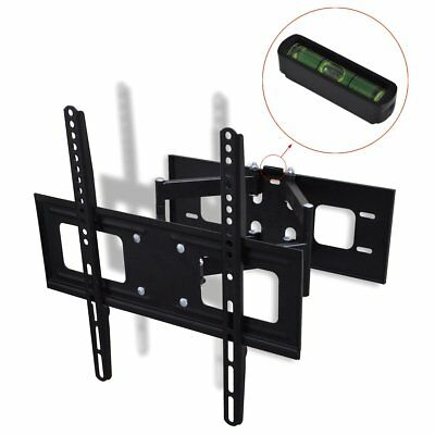 "# New TV Wall Mount Swivel&Tilt Bracket 32"" to 55"" LED/LCD/Plasma VESA 400x400mm"