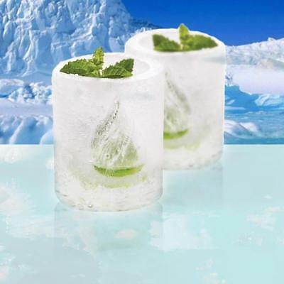 Ice Shot Glass Mould - Set of 4