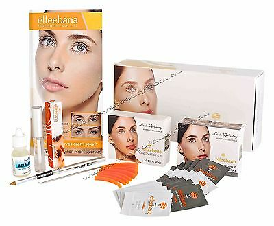 Elleebana One Shot Lash Lift Kit Professional Kit 15 Service With Silcone Rods