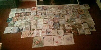 Joblot 50 Mixed Greetings Cards