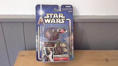 Starwars Figure. Attack Of The Clones. Yoda