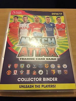 Match Attax 2016 2017 16/17 - Full Collection Set Plus Extras 420 Cards! Mint!