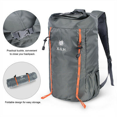 25L Sport Camping Hiking Rucksack Shoulders Bag Climbing Backpack Outdoor Travel