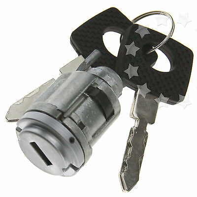 Ignition Barell Lock Switch Cylinder Steering w/2 Keys For Mercedes W124 E CLASS