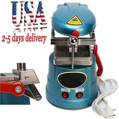 USA 1000W Dental Lab Equipment Vacuum Forming Molding Machine Former Adjustable