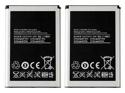 Battery for Samsung EB504465VU (2-Pack) Replacement Battery