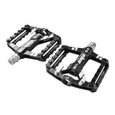 "SHANMASHI Flat Alloy Platform Bike Pedals 9/16"" Mountain Bicycle/MTB/BMX CS463"