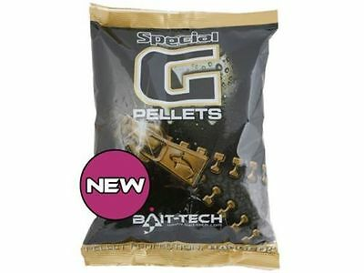 Bait-Tech Special G Feed Pellets 4mm Carp Commercial Fishing