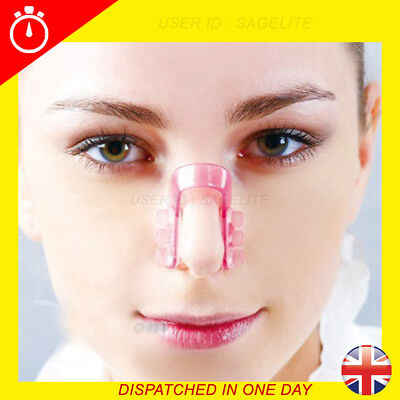 **NEW 2018** Non Surgical Nose Job Up Clip Lift Straightener Shaper Lifter