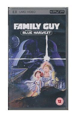 NEU ORIGINALVERPACKT Sony PSP Film PAL UMD: FAMILY GUY PRÄSENTIERT BLUE HARVEST