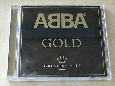 ABBA Gold CD Greatest Hits gebraucht sehr Gut