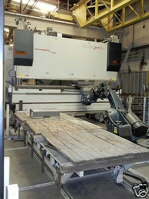 Salvagnini Roboformer Robotic Bending Cell 190 Ton X 14' 7 Axis Cnc With Robot