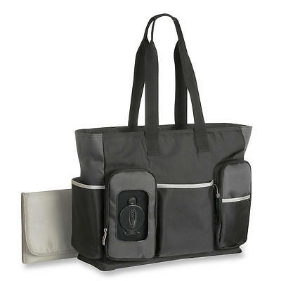 Graco Super Organizing System Tote Diaper Bag - Gotham Baby Collection