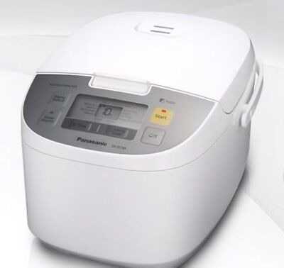 Panasonic Rice Cooker  SRZE105  5-cup, Microcomputer Controlled