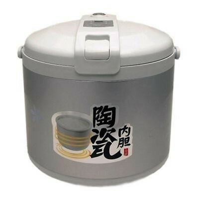 Hannex Rice Cooker |RCTJ200S| 4-cup, with ceramic inner pot
