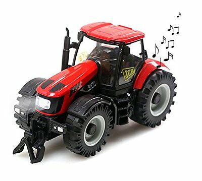 BAO CORE Newest Kids Intelligence Toys 1 32 Scale Farm Tractor Vehicle Model Wit