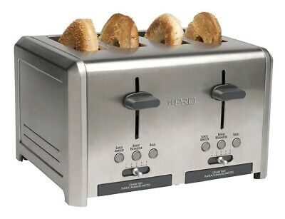 Hamilton Beach Toaster |24795C| 4-slice Chrome
