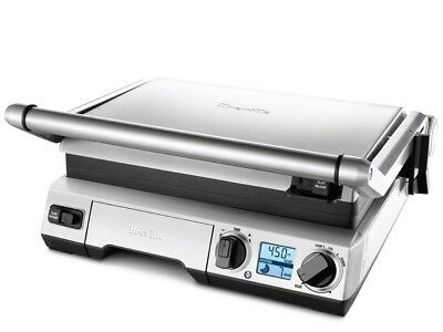 Breville Smart Grill |BGR820XL| 130-sq.inch, 1800W , variable temp, LCD