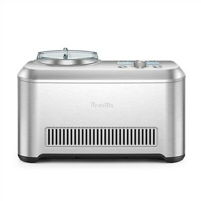 Breville Ice Cream Maker |BCI600BSS| 1.5-quart, with compressor