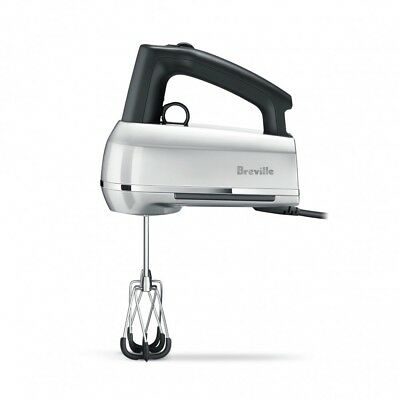 Breville Hand Mixer |BHM800SIL| 9-Speeds with BeaterIQ