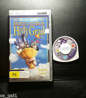 Monty Python and the Holy Grail (Sony PSP UMD Movie) - FREE POST