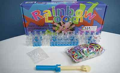 Rainbow Loom Official Kit with Hook Tool UK NEW