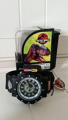 Jurassic Park Tlw Movie Collectible T-Rex Watch Rare Vintage Original Beautiful