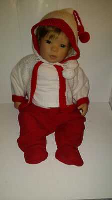 """LEE MIDDLETON 20"""" DOLL 2150 Artist Studio Collection 2007 FLY AWAY HOME"""