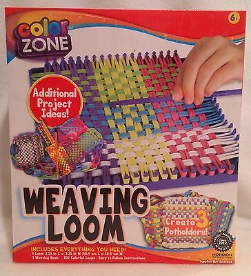 New Color Zone Weaving Loom