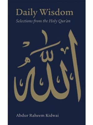 New  Daily Wisdom Selections from the Holy Quran