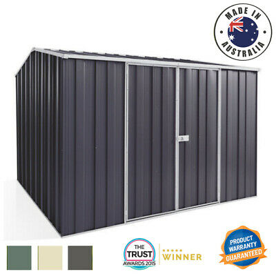 Cheap Shed G88 2.8m x 2.8m Colour Garden Shed with Bonus Skylight - ON SALE