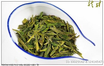 60g,China Dragon Well Green Tea,xi hu Longjing,long jing tee Lung Ching thé,2 oz