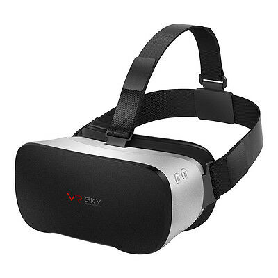V3 VR 3D Glasses All In One Headset H8VR Octa Core 5.5 Inches 1080P FHD Display