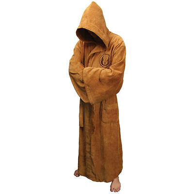 Star Wars Jedi Adult Soft Fleece Bathrobe - Dressing Gown