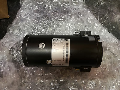 Paterson trio golf buggy Electric motor