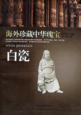 Best White Porcelain from Famous Oversea Museums