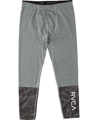 Rvca Va Sport Defer Compression Pants Mma Bjj Jiu Jitsu Spats Grappling Graf Art