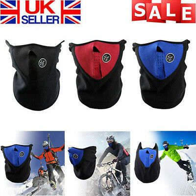 Scarf Neck Warmer Face Mask Snood Ski Snowboard Motorbike Outdoor Sport Scooter